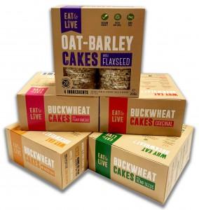 Упаковка для хлібців