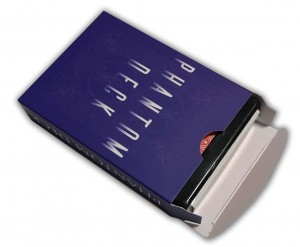 Коробка для фокусу зі зникненням карт