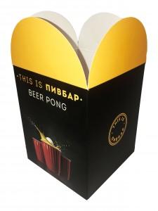 Коробочка для гри у BEER PONG (БІРПОНГ)