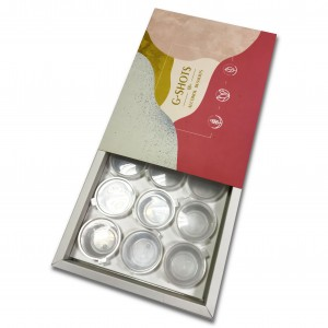 Коробка для алкогольних десертів