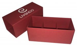 Упаковка с ложементом для конфет