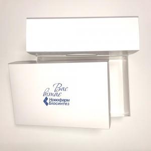 Корпоративна коробка «Новофарм»