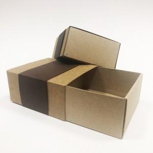 Коробка-слайдер «Капучіно»