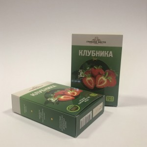 Упаковка для рассады клубники (для садоводства)