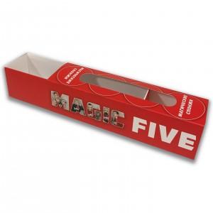 Упаковка-слайдер для фокусів