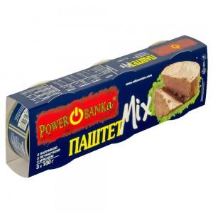 Упаковка-обмотка (обечайка) для трьох консервних банок