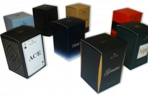 Упаковка для парфюмерных изделий