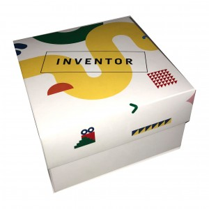 Коробка под карточки для настольной игры