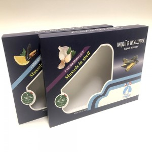 Коробка для морепродуктов